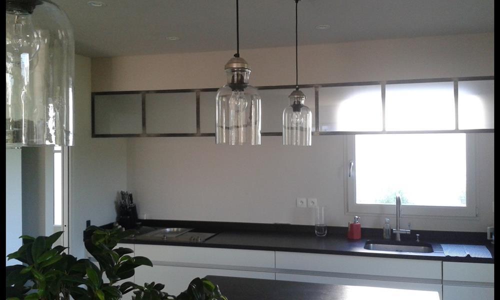 hauteur verriere cuisine cool hauteur verriere cuisine with hauteur verriere cuisine cheap. Black Bedroom Furniture Sets. Home Design Ideas