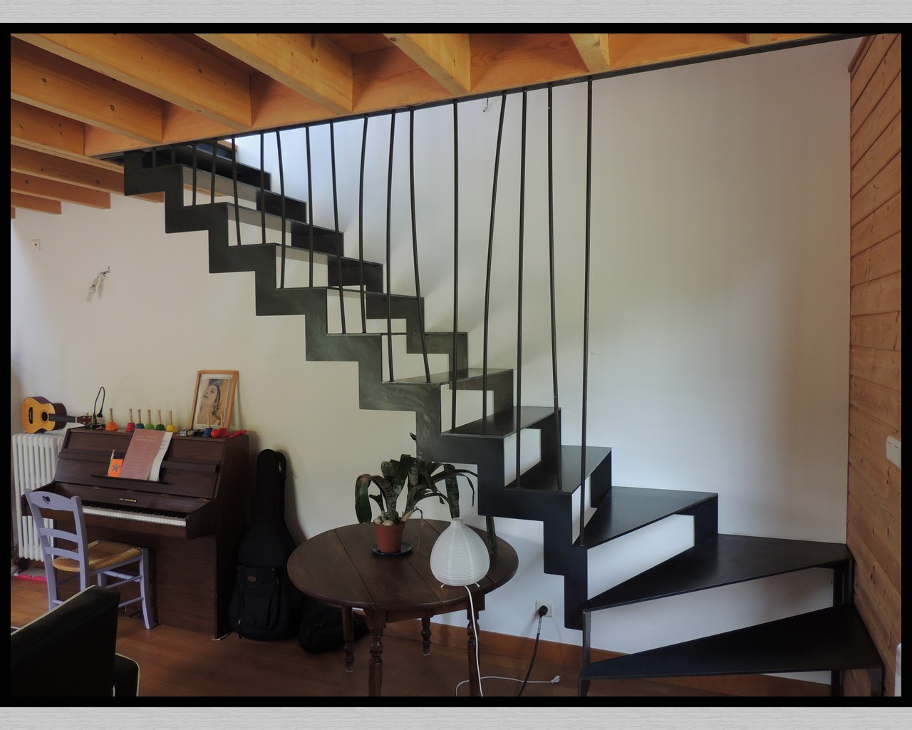 Top Escalier métal inox et acier - Arinox IB53